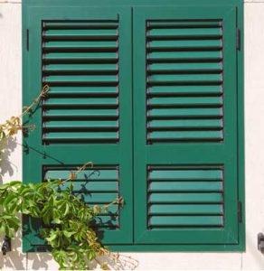 custom made outdoor shutters sydney