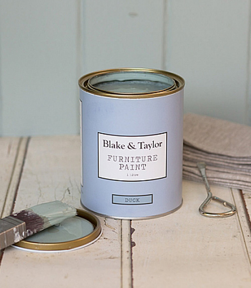 Blake and Taylor duck chalk paint