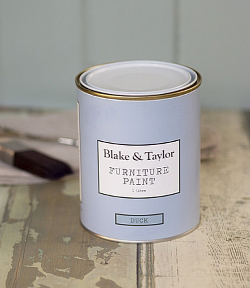 Blake and Taylor duck halk paint