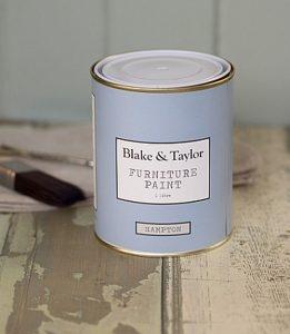 Blake and Taylor Hampton chalk paint