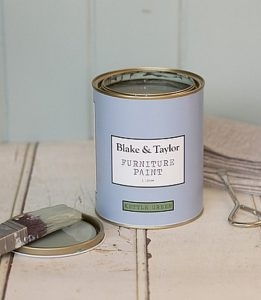 Blake and Taylor kettle green chalk paint