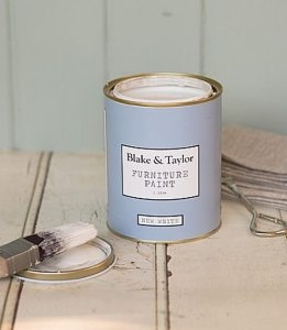 Blake and Taylor New White chalk paint