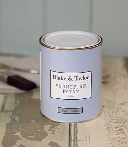 Blake and Taylor toulouse chalk paint