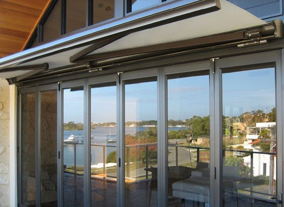 outdoor awning installations