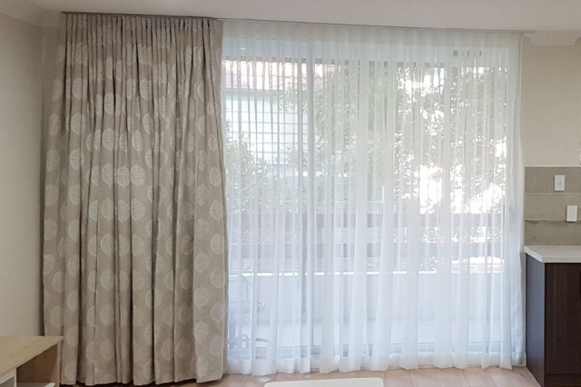 custom sheer curtains cremorne