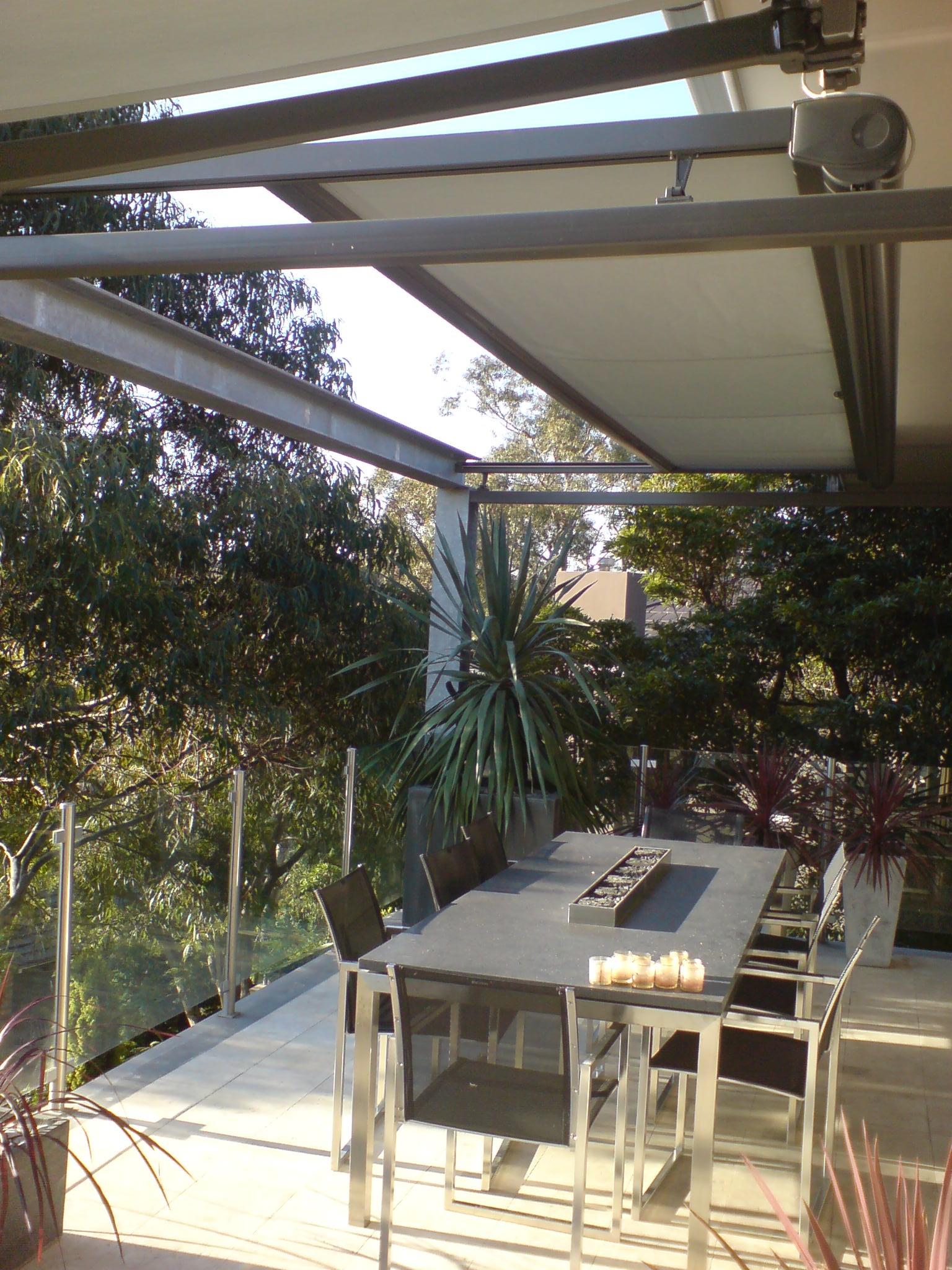 conservatory awning sydney