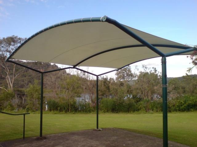 custom made awning central coast