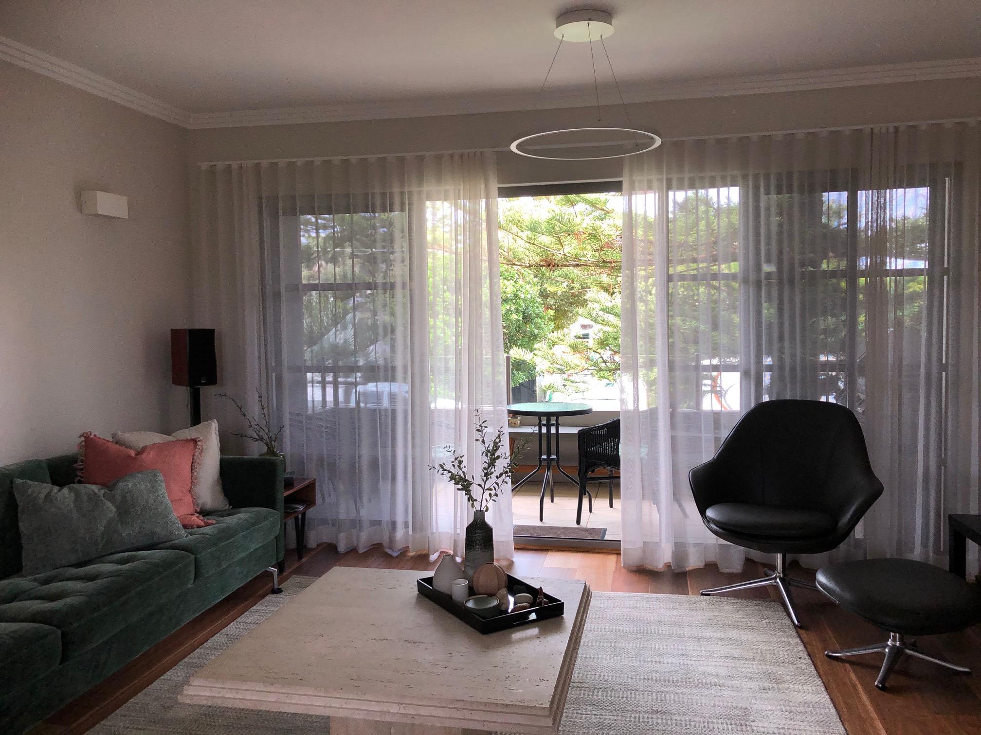 custom curtains sydney